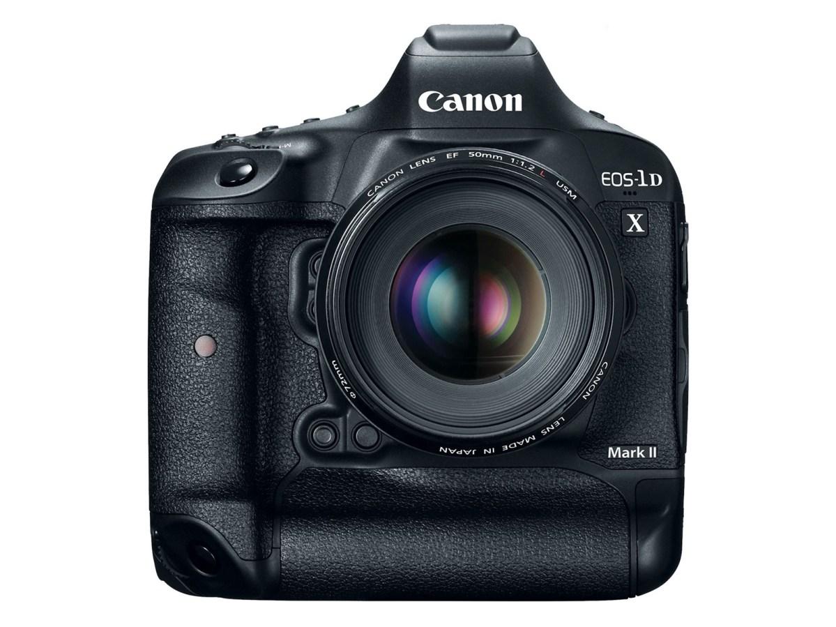 Canon EOS-1D X Mark II - 1