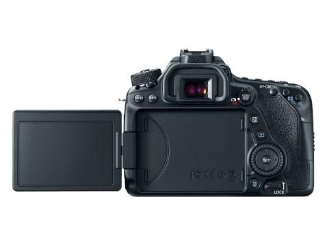 Canon EOS 80D - LCD