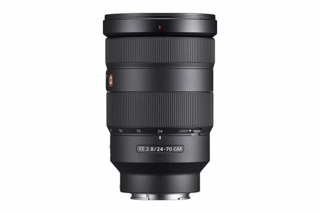 Sony FE 24-70mm f2.8 GM SEL2470GM Lens 03