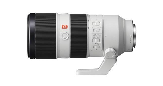 Sony FE 70-200mm f2.8 GM OSS SEL70200GM Lens 02