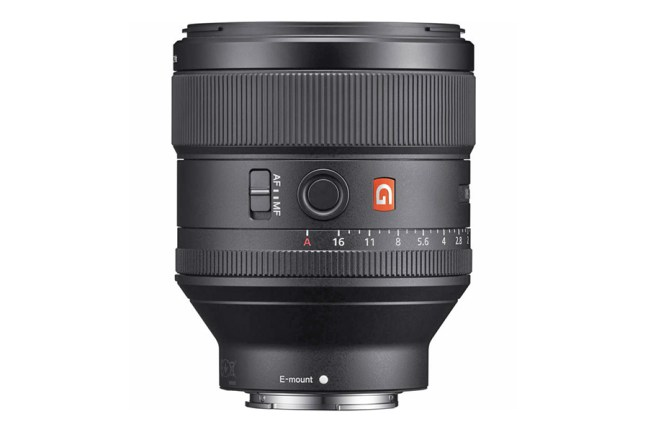 Sony FE 85mm f1.4 GM SEL85F14GM Lens 02
