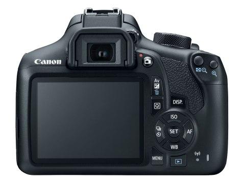 Canon EOS 1300D : T6 - Back