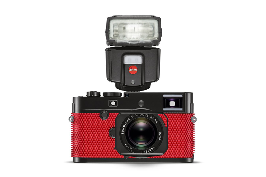 Limited Edition LEICA M-P 'GRIP' By Rolf Sachs