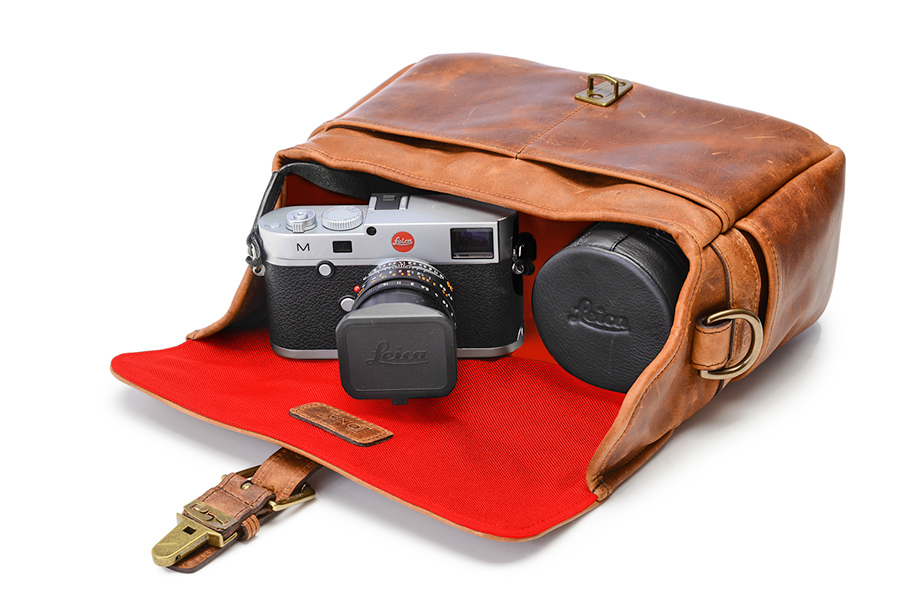 ONA bags for Leica