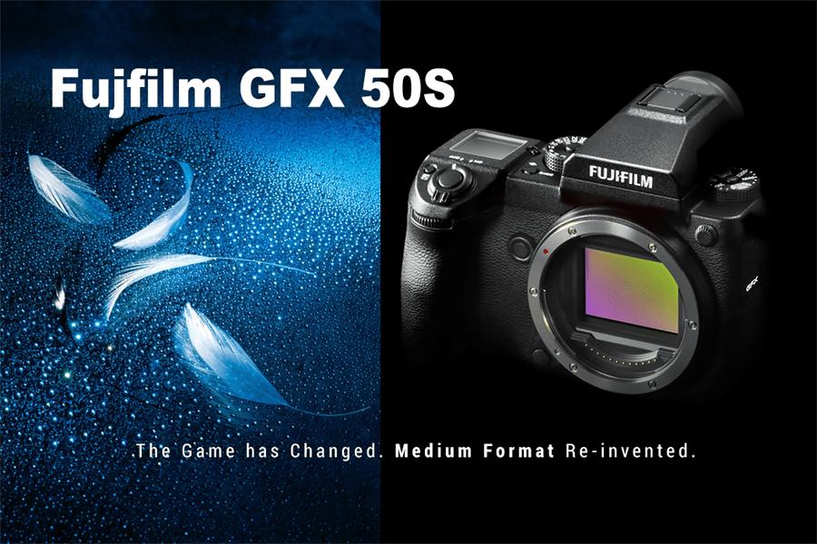 Fujfilm GFX 50S