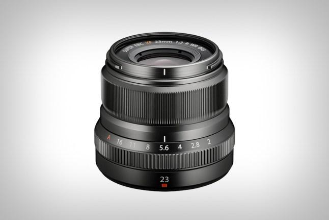 FUJIINON XF23mmF2 R WR Lens