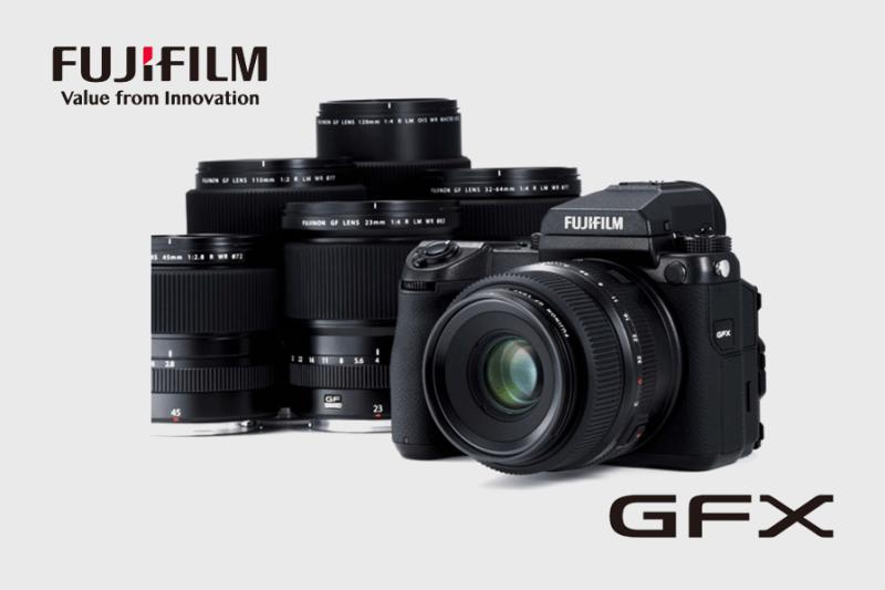 Fujifilm GFX System