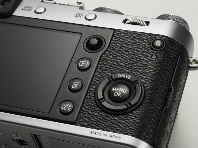 Fujifilm X100F - Joystick