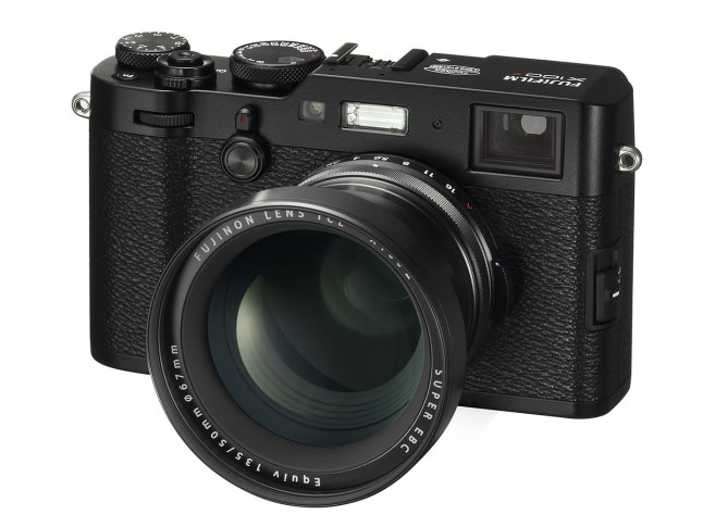 Fujifilm X100F with teleconverter 1.4X
