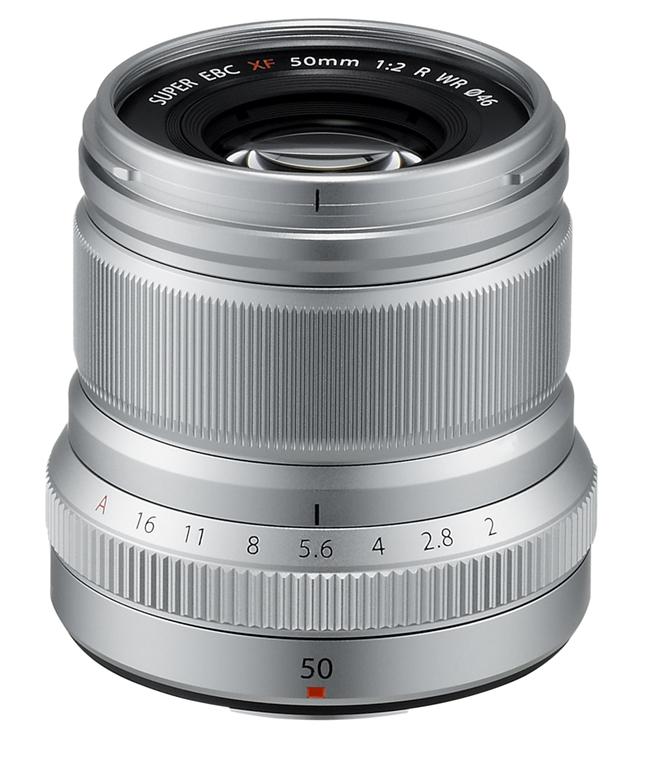 Fujinon XF 50mm F2 R WR Lens 09