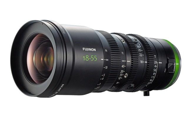 FUJINON MK18-55mm T2.9