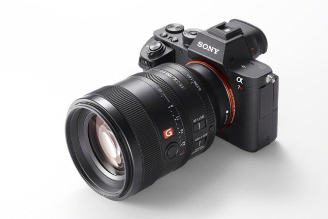 Sony FE 100mm F2.8 STF GM OSS Lens