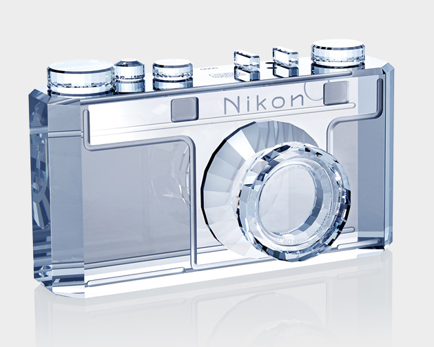 Nikon 100th Anniversary Crystal Creation Nikon Model I