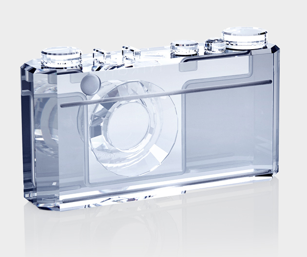 Nikon 100th Anniversary Crystal Creation Nikon Model I