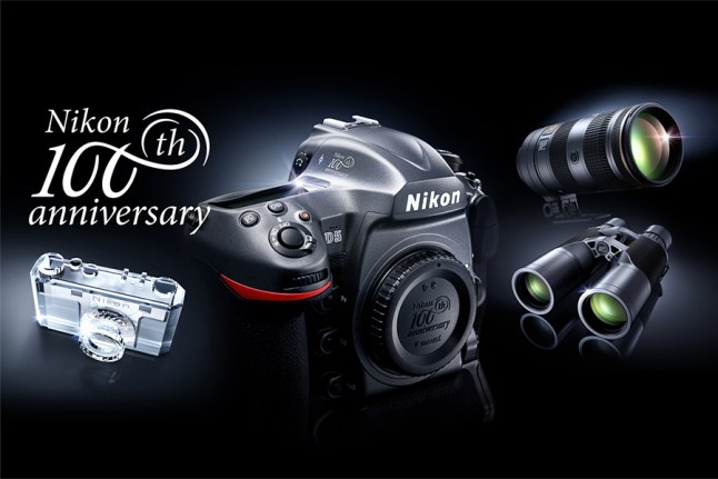 Nikon 100th Anniversary Product