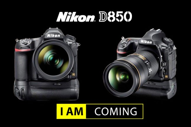 Nikon-D850 coming