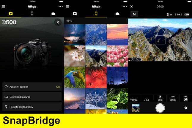 Nikon SnapBridge