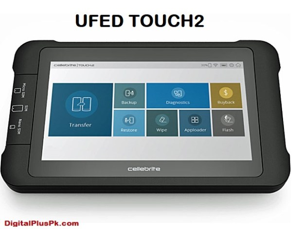 UFED Touch 2 Cellebrite Pakistan