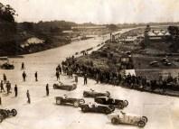 Start of the British First Grand Prix Brooklands 1926. D3704_25