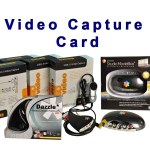 High-quality USB Video capture card