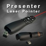 World's most mini wireless presenter laser pointer
