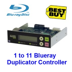 Acard Optical Duplicator Board professional Blu-ray Duplicator Controller
