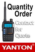 walkie talkie quantity Order