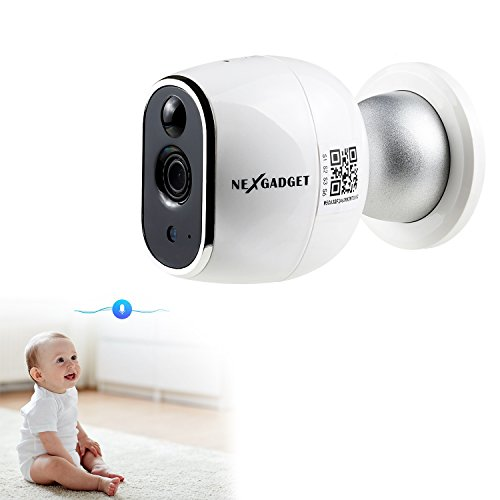 Nexgadget Security Wireless 720p