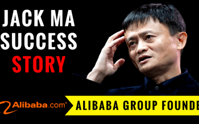 The Success Story Of Jack Ma – Founder Of Ali Baba