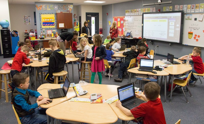 Innovative Primary Classrooms : Innovation starts in the classroom digital promise
