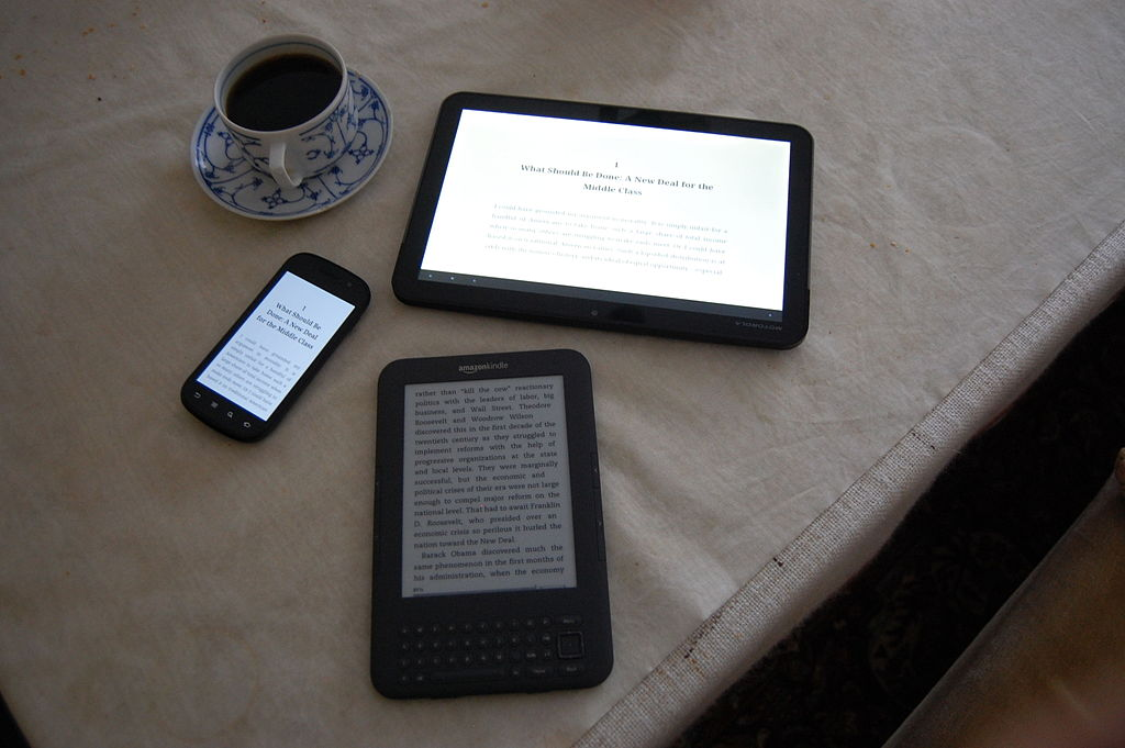 The Evolution of eBooks