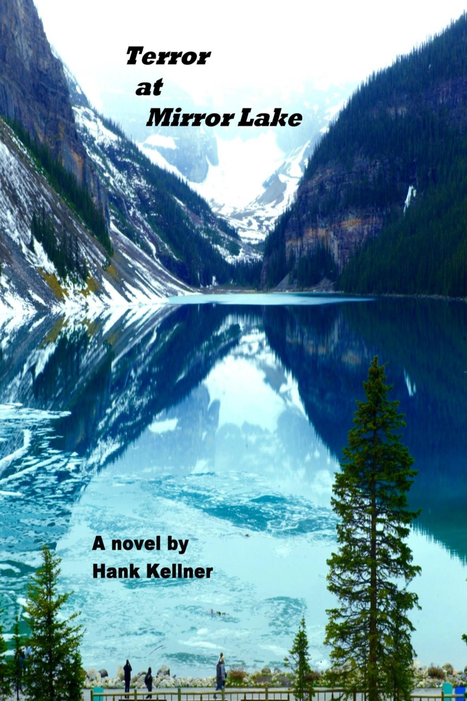 Terror at Mirror Lake Book Cover