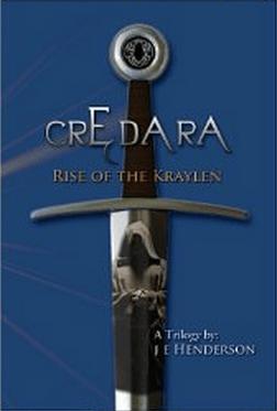 CREDARA: Rise of the Kraylen Book Cover