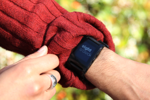 By Pebble Technology [CC BY-SA 1.0 (http://creativecommons.org/licenses/by-sa/1.0)], via Wikimedia Commons