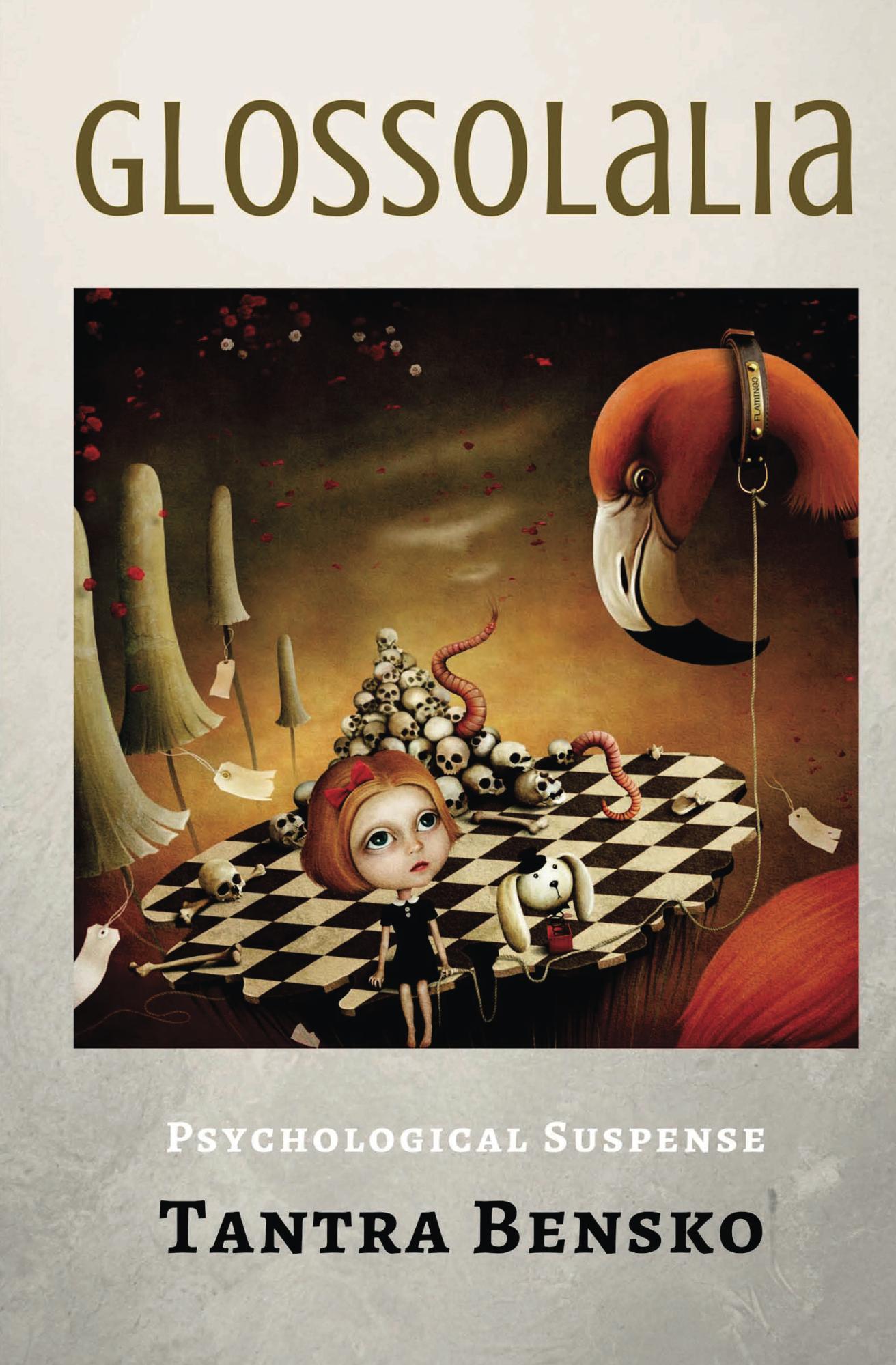 Glossolalia Book Cover