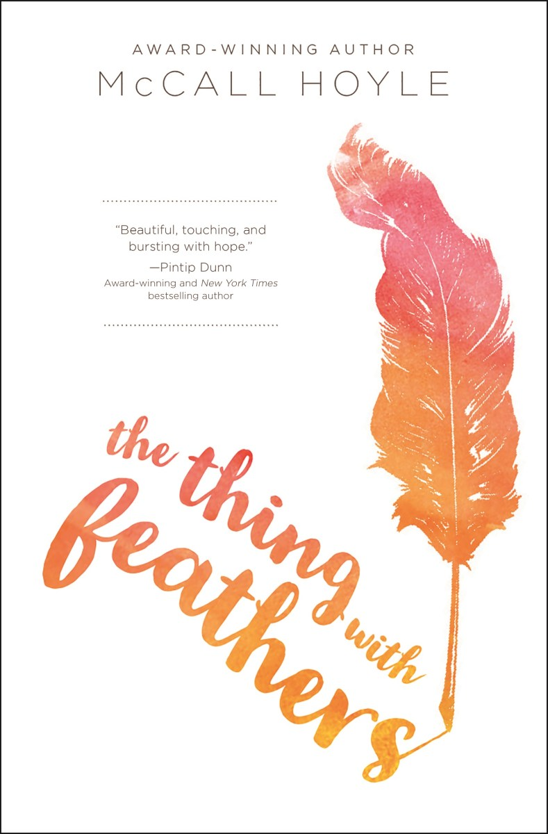 An Interview with McCall Hoyle, Author of The Thing with Feathers