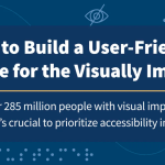 User Friendly Website for the Visually Impaired