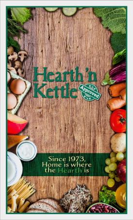 HnK menu cover