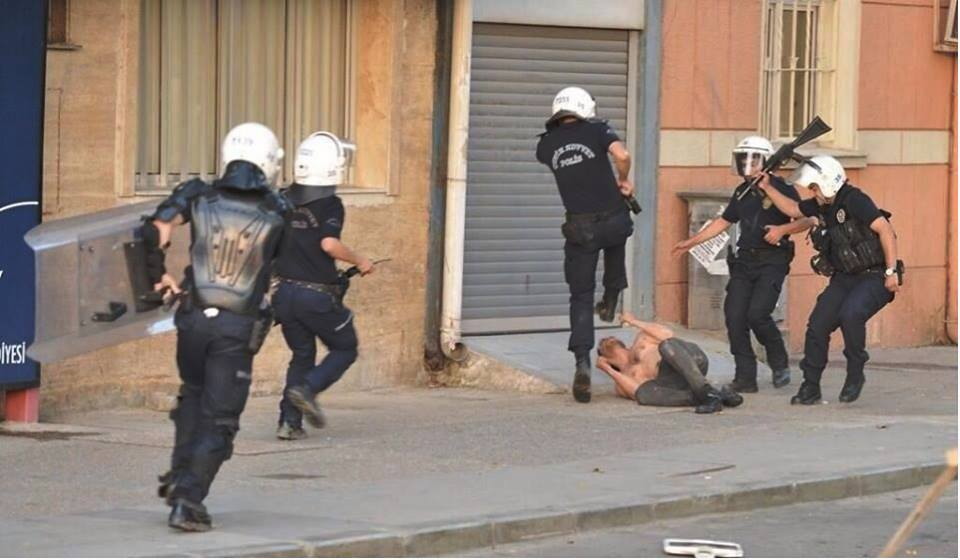 Offene Linksammlung zu den Protesten in der Türkei
