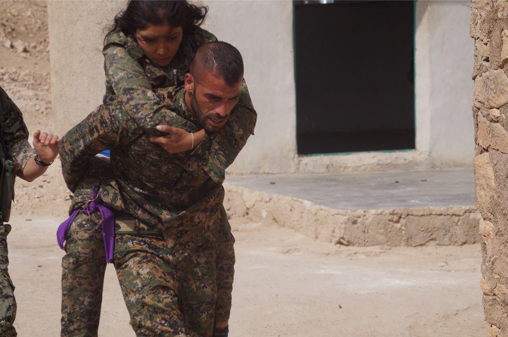 #Rojava_3: Es ist es auch einfach nicht wert…