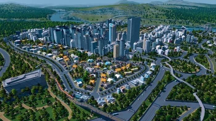 cities skyline