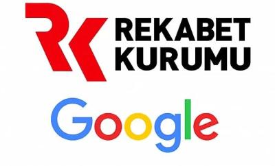 Google, Rekabet Kurumu tarafından 98 milyon TL ceza aldı