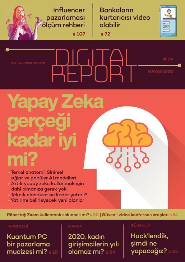 Digital Report 4. sayı (Mayıs 2020)