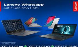 Lenovo Türkiye WhatsApp Danışma Hattı