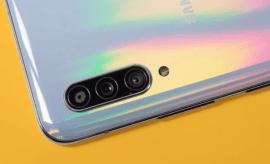 samsung sonraki modelinde pop-up selfie kamera sunabilir