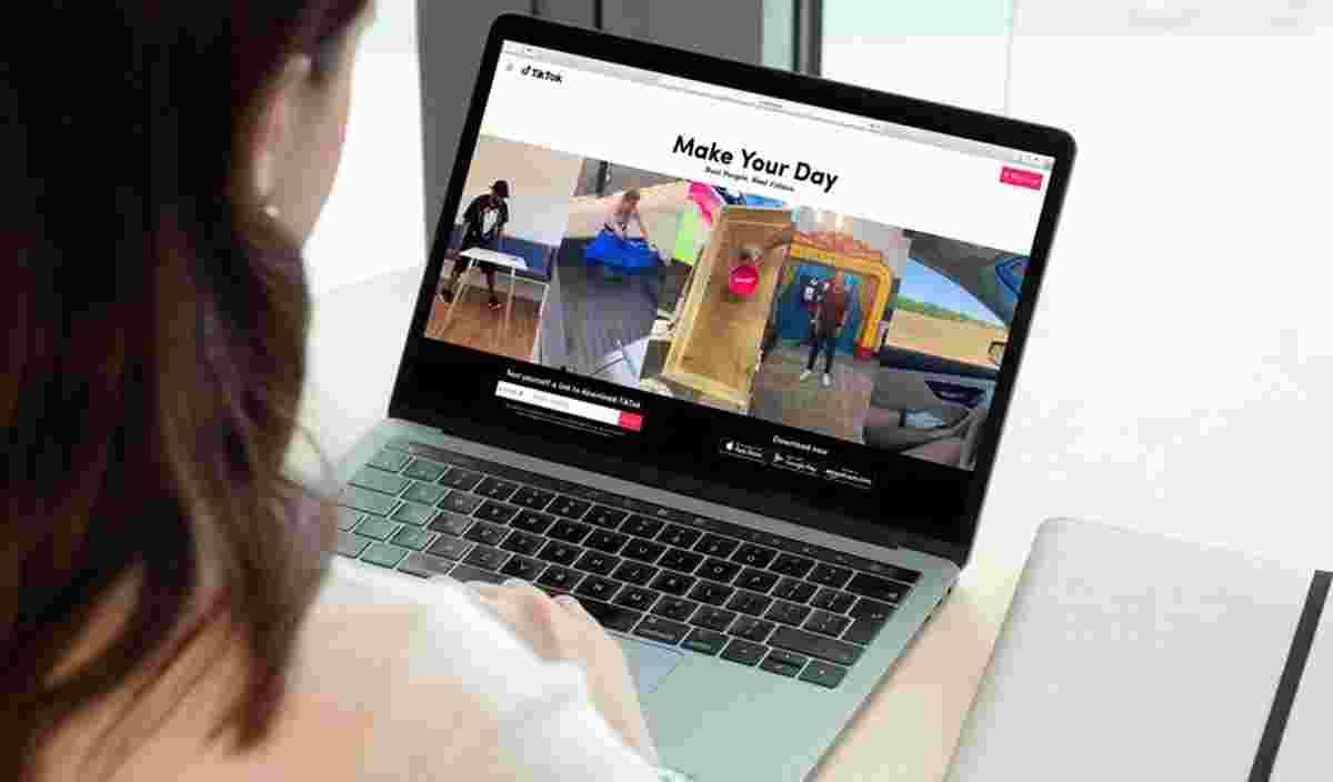 TikTok'u PC ve Mac bilgisayarda kullanmak [Nasıl Yapılır] • digital report