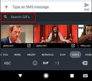 Gboard ile emoji ve GIF arama [Nasıl Yapılır]