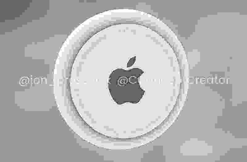 apple watch series 6 u1 airtags