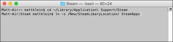 Steam kütüphanesini başka diske veya klasöre taşıma