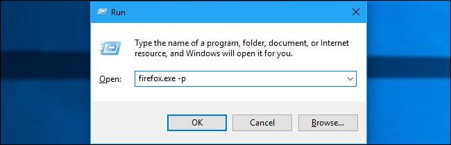 Firefox'ta birden fazla profil (kullanıcı hesabı) kurma ve kullanma